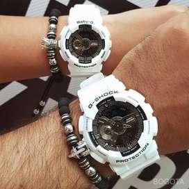 En venta relojes marca Casio nuevos para parejas