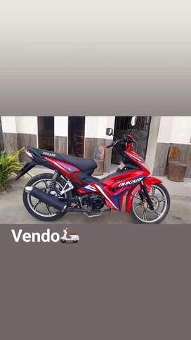 Vendo motoneta
