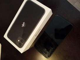 IPHONE 11 Black 64 gb como nuevo!
