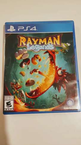 Rayman Legends PS4 - FÍSICO