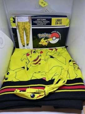 Pantalon de Pijama de Pikachu