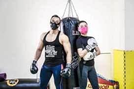 Máscara para Entrenamiento Training Mask