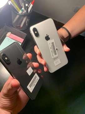 Vendo iPhone X seminuevo con garantia - excelente estado