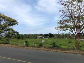 Hermoso terreno esquinero en Cojimies, con salida a la playa privada- $5000.00- $127000 negociables