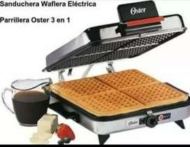 Waflera Oster 3 en 1