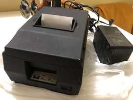 Vendo impresora punto de venta epson