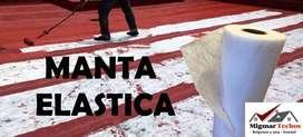 MANTA ELASTICA - VELO GEOTEXTIL