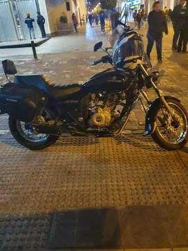Bajaj Avenger 220cc