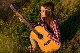 Curso de guitarra acústica con Leonardo Baltan