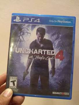 Canjeo uncharted4