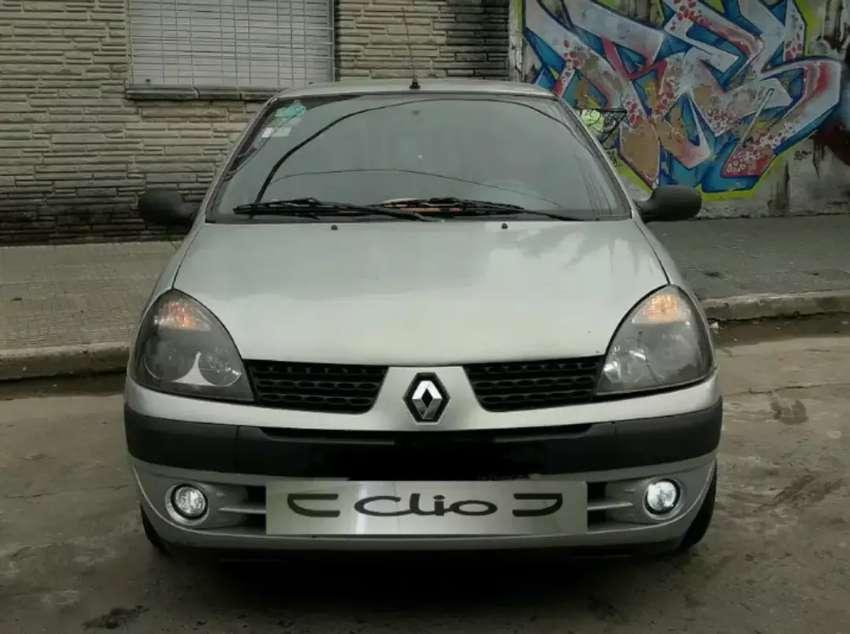Clio2 1.6 16valvulas full full 0
