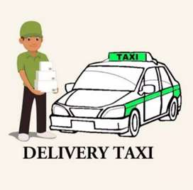 Taxi delivery