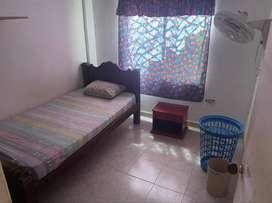 Casa para compartir en Santa Marta.