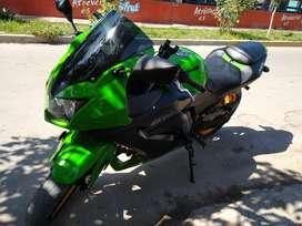 Kawasaki ninja 250r todo original bien conservado