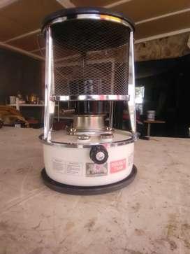 Vendo estufa a kerosene como nueva