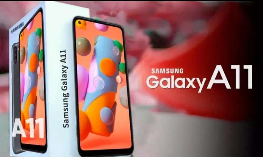 Celular Samsung A11 0