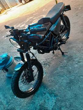Moto AKT NKD 125CC