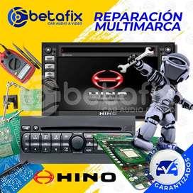 REPARACIÓN RADIOS ORIGINALES HINO BETAFIX EC DESDE