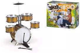 Batería Musical Jazz Drum