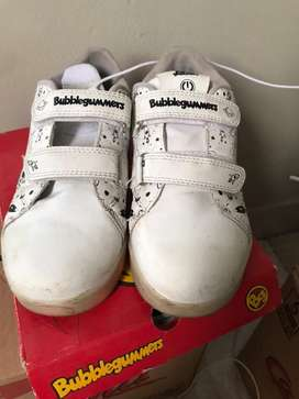Zapatillas d' luces niño talla 33