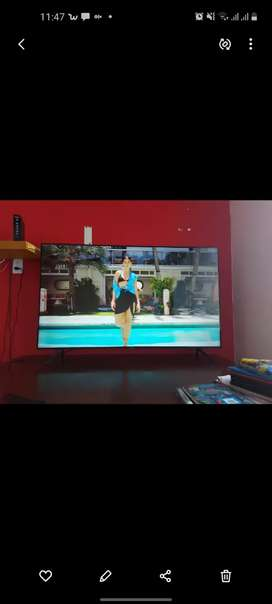 Smart tv 58 pulgadas Samsung
