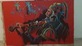 Don Quijote en violín