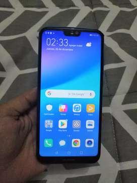 Vendo Huawei p20 lite azul
