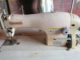 maquina plana industrial de coser