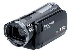 Filmadora Panasonic Full Hd 1080p Hdcsd20