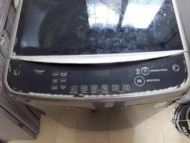 Lavadora LG inverter cuando se prende al rato se bloquea