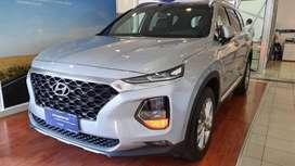 Hyundai  Santa Fe 7 pasajeros Diesel  Full Equipo