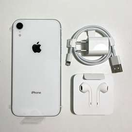 iPhone XR NUEVO / 64 gb / blanco