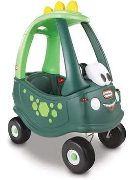Carro montable Dinosaurio + silla aprendizaje Fisher Price