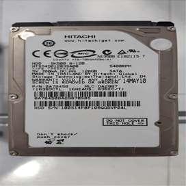 """DISCO DURO SATA HITACHI 120 GB 2.5"""" PULGADAS PS3 PLAY 3 PLAYSTATION 3 PS4 PLAY 4 PLAYSTATION 4 XBOX 360 XBOX ONE"""