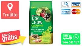 Comida para perro cachorro Dog Chow 21 kg - Envío gratis en Trujillo