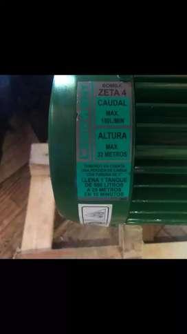 Electro bomba de 1,5 hp