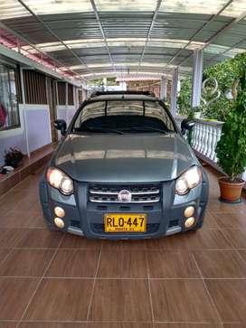 Vendo camioneta Fiat Adventure 2012