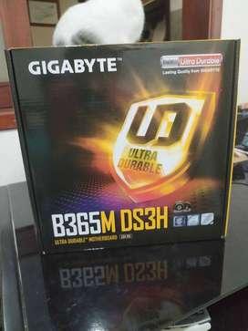 Board Gigabyte b365M