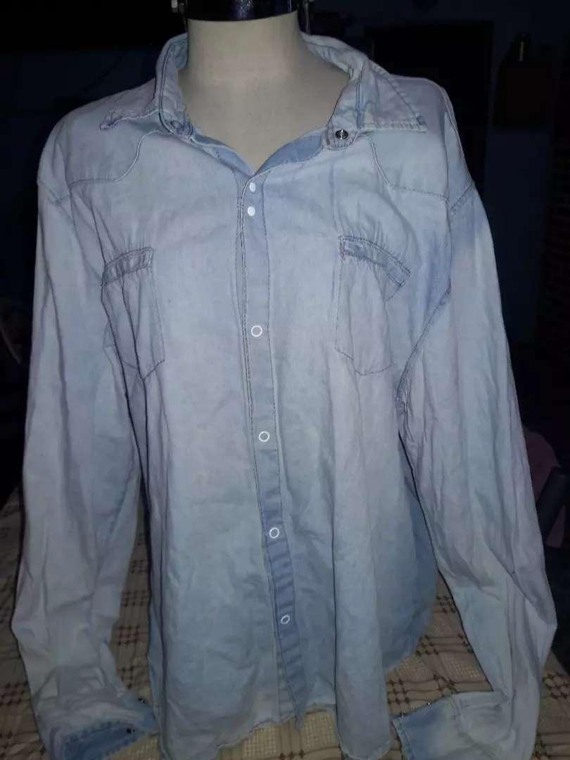 Camisa de jeans 0