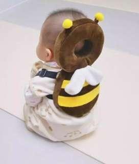 Mochila protectora para bebes de cabeza y espalda