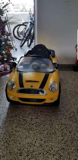 Carro electrico  mini cooper