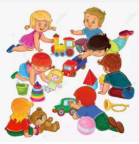 cuidado de niños