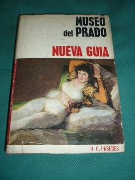 NUEVA GUIA DEL MUSEO DEL PRADO. MADRID ESPAÑA ARTE 1965