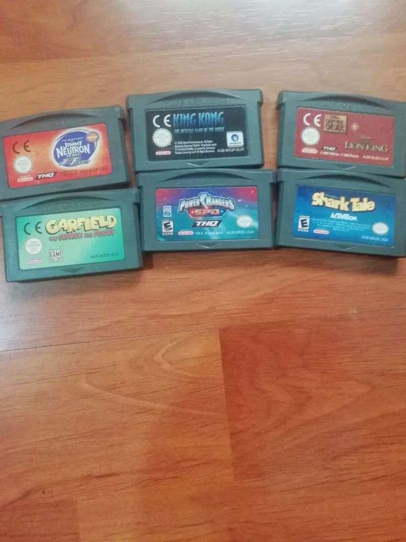 Juegos Gameboy Advance 0
