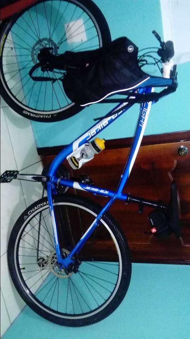 Bicicleta montañera 0