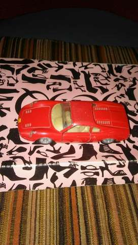Ferrari Autito de Juguete Color Rojo