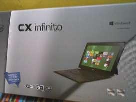 TABLET Y Notebook 2en1 Cx Infinito 9104w Celeron 8gb RAM 120gb Ssd 11.6