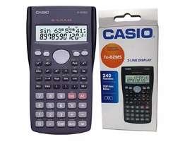 Calculadora científica Casio fx-82ms nueva