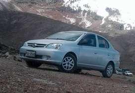 Toyota Yaris 2006 flamante