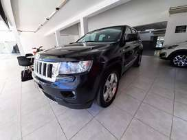 Jeep Grand Cherokee 3.6 V6 Overland 286hp At 2012